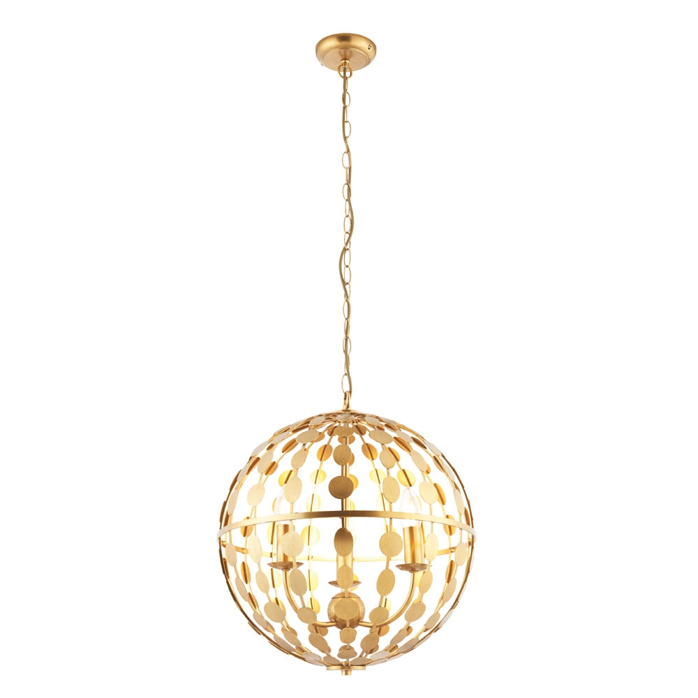 Alvah 3 Light Pendant